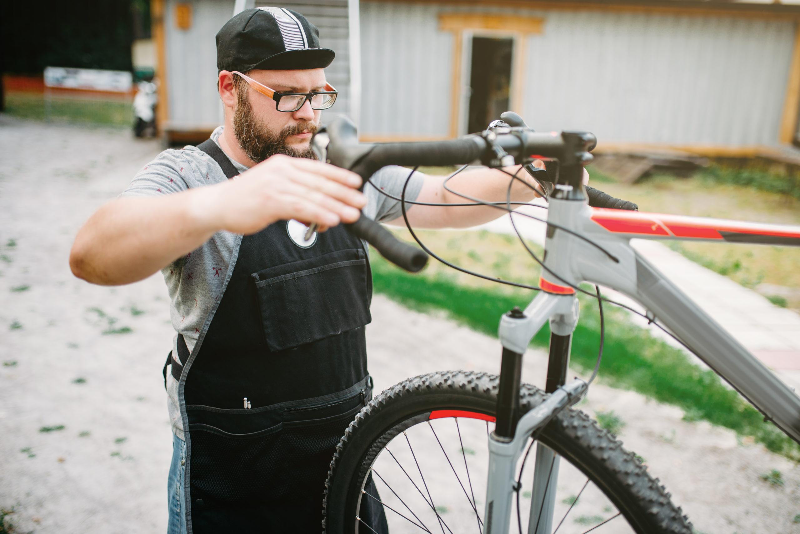Quando levar sua bicicleta para revisão?