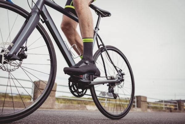 Como escolher a sapatilha de ciclismo