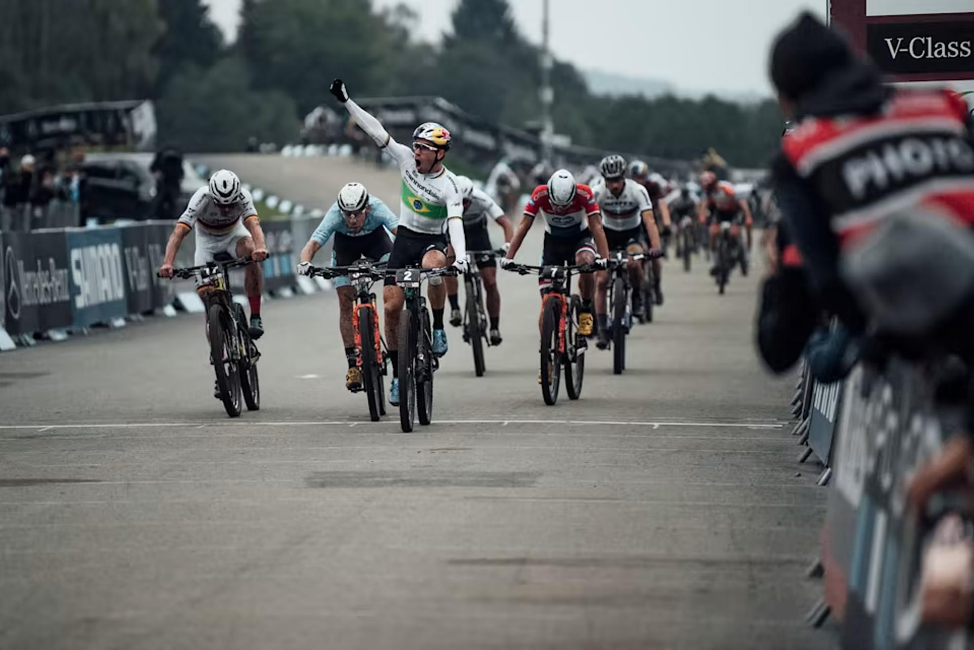 Copa do Mundo de Mountain Bike de 2022 terá etapa no Brasil