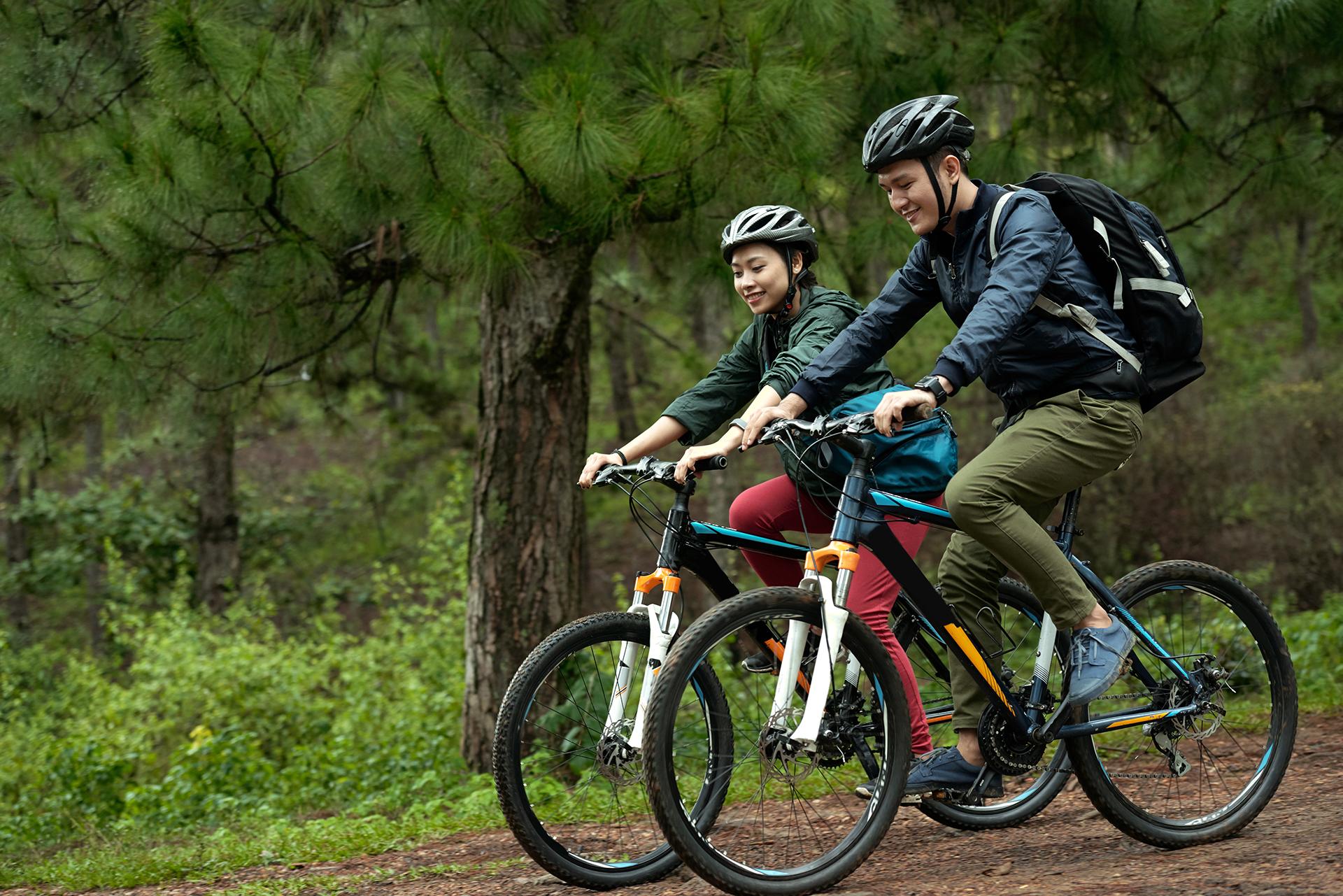 Saiba como escolher a bike de trilha ideal